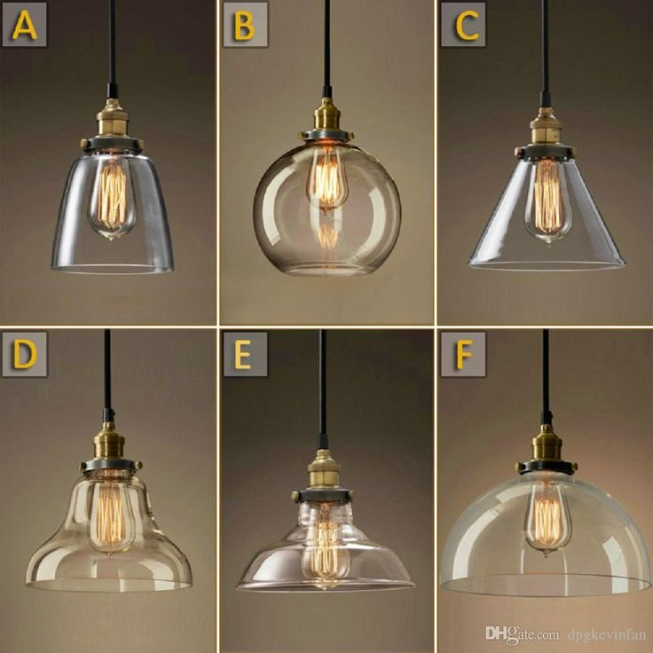Vintage Chandelier Diy Led Glass Pendant Light Pendant Edison Lamp Fixture Edison Light Bulb Chandelier Archaize Cafe Restaurant Bar Modern Lighting Pendants Modern Hanging Light From Dpgkevinfan, $65.35| Dhgate.Com
