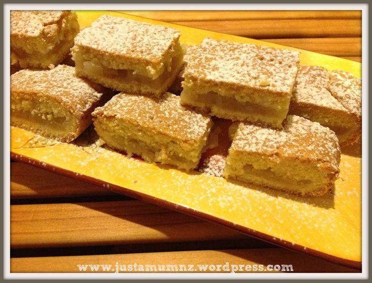 Grandma's Recipe - Apple Shortcake