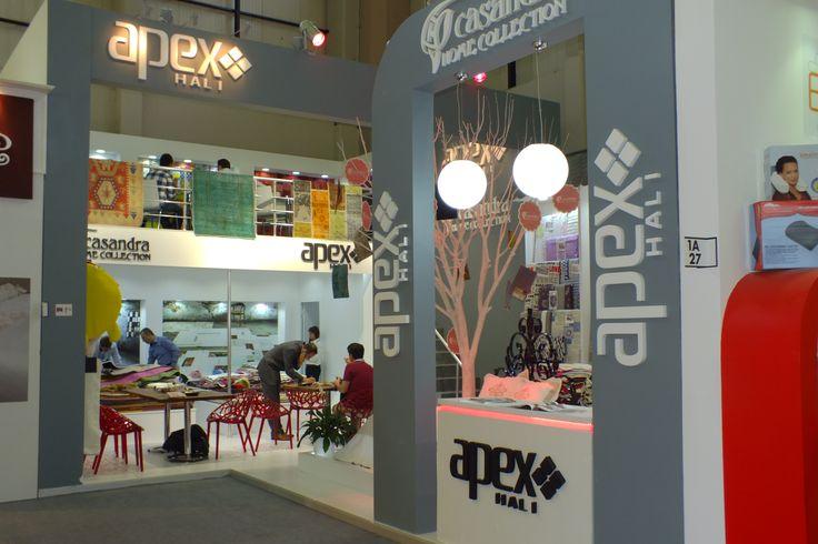 Apex Exhibition Stand 2014 Evteks