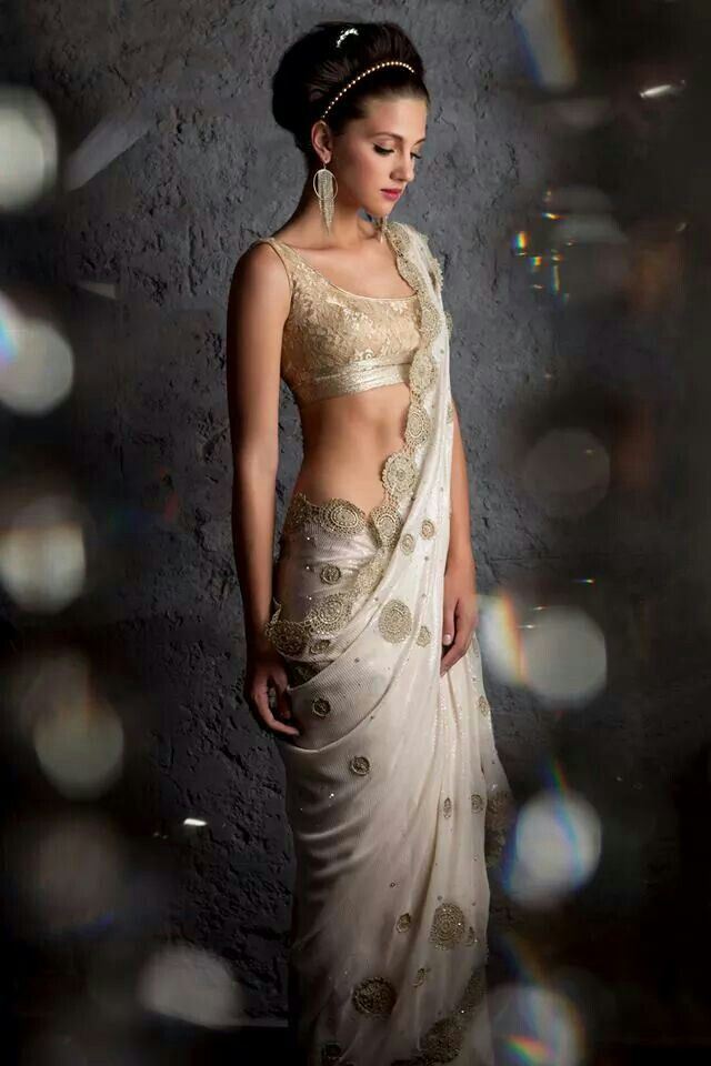 Just love this saree!!