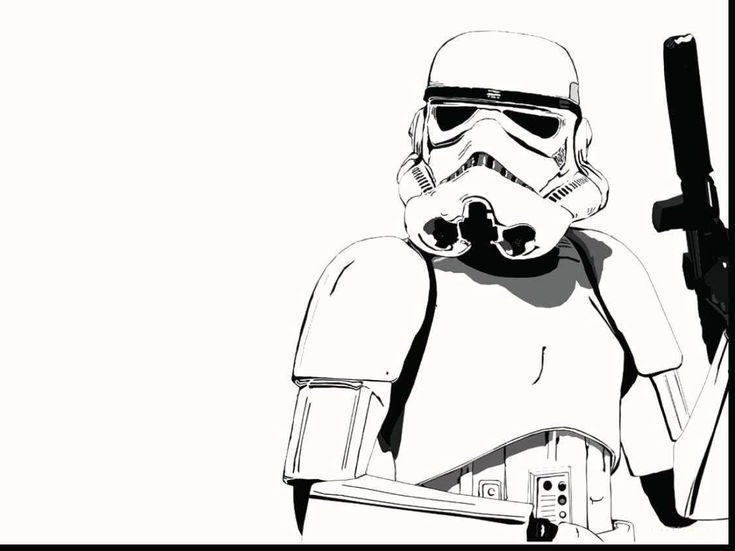 Anime Storm Trooper Coloring Storm Trooper Coloring Page Storm Trooper Cake Easy Storm Tro In 2020 Stormtrooper Star Wars Stormtrooper Art Star Wars Silhouette