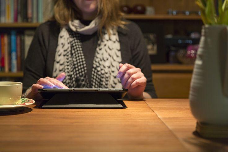 GOV.UK woman indoors user2 | by gdsteam