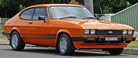 Ford Capri S coupe