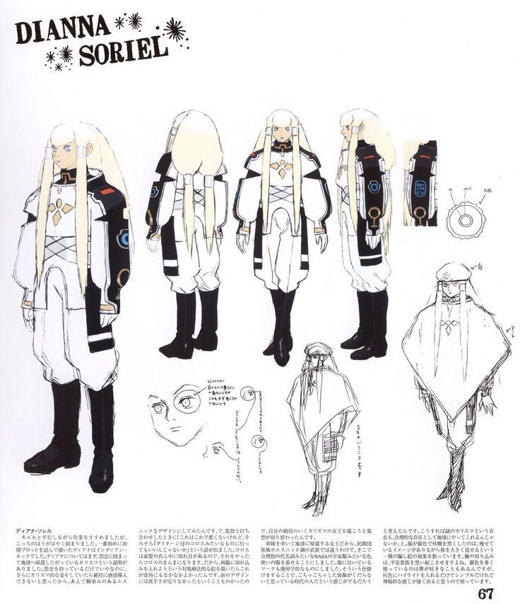 Dianna Soreil (Turn A Gundam)
