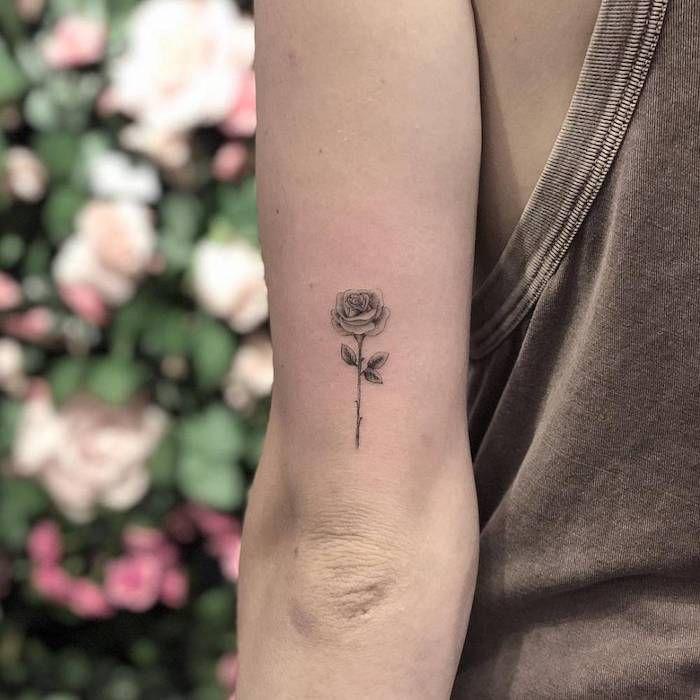 Klein arm tattoo frau 250+ Tattoos