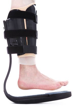 28601aac5d TAG Brace - Total Anti-gravity offloading brace for diabetic foot ulcers,  Charcot's Foot, complex foot fractures and post surgery
