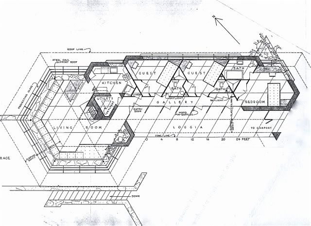 566046246890109187 on Frank Lloyd Wright Falling Water House Plans