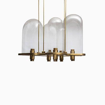 Glocken Deckenlampe von Lionel Jadot in 2018 灯饰 Pinterest Lights - deckenleuchten für badezimmer