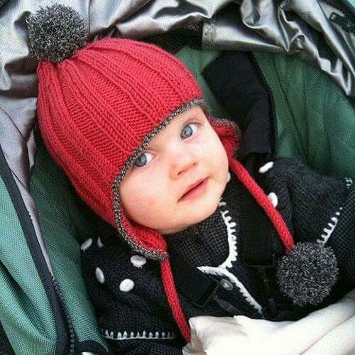 Free Knit Baby Hat Patterns With Ear Flaps Swollen