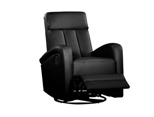 Boyd - This trendy motion chair is stylish, affordable and oh-so comfortable! It reclines, rocks and swivels 360 degrees. It is sure to meet all of...