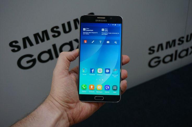 5 Reasons To Buy The Samsung Galaxy Note 5 - MASHABLE #Samsung, #GalaxyNote5, #Tech
