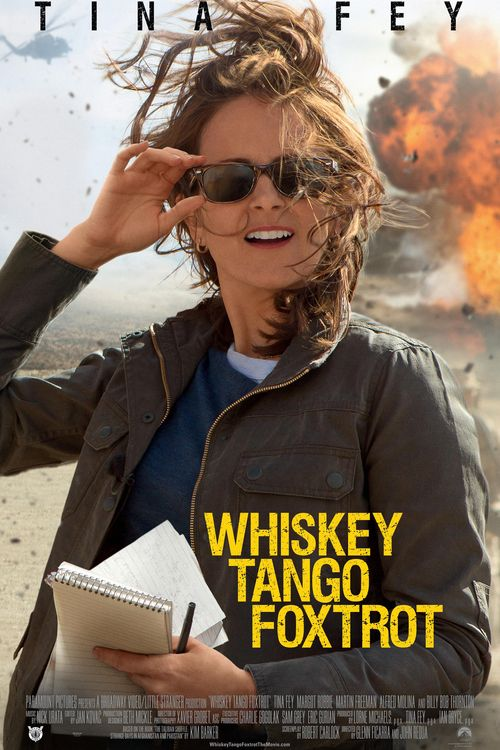 Watch Whiskey Tango Foxtrot (2016) Full Movie Online Free