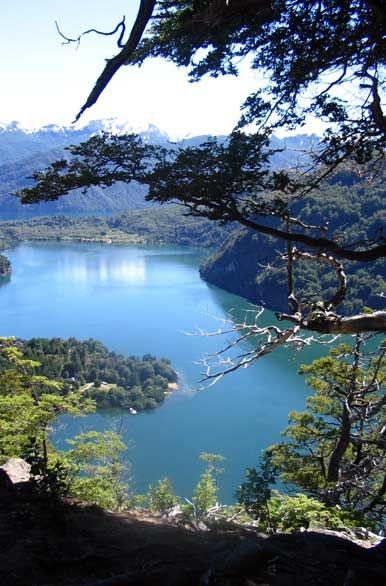 El Bolsón. Parque Nacional Los Alerces