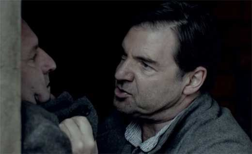 Bates threatens his way out of prison on Downton Abbey Season 3 Episode 6