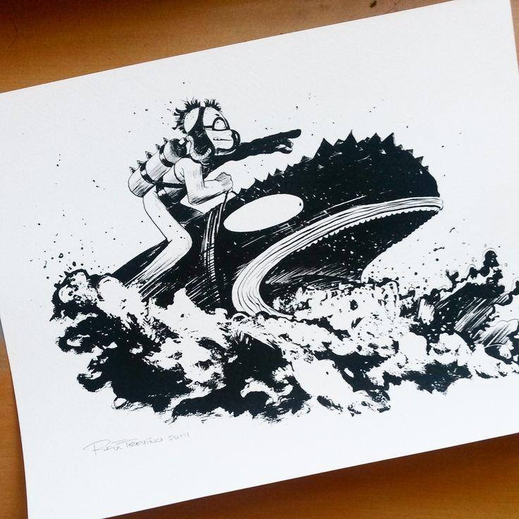 Mutant Whale