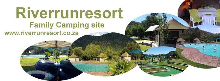 Riverrunresort Camping site
