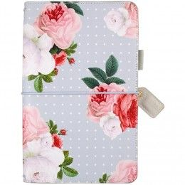 Websters - color crush travelers gray floral
