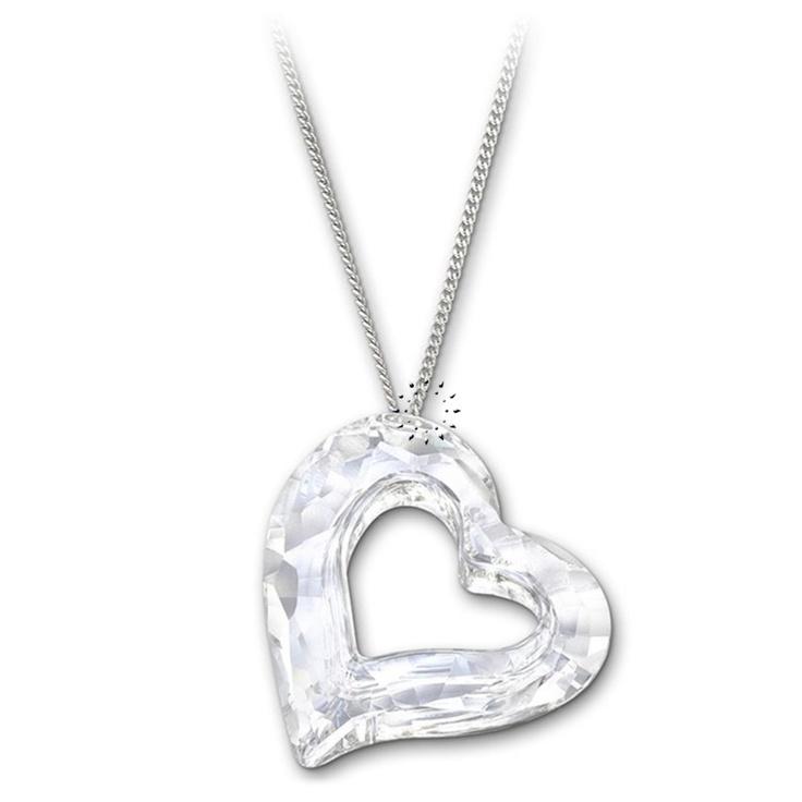 Κρεμαστό Loveheart Crystal DTL Swarovski  114€  http://www.kosmima.gr/product_info.php?manufacturers_id=62_id=18191