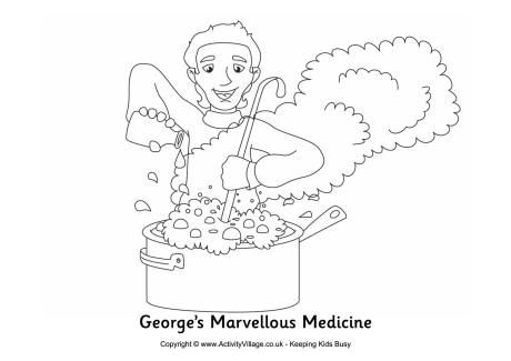 41 best georges marvellous medicine images on Pinterest