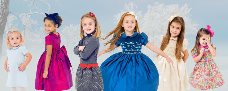 FALL 2015 #GirlsDresses #SilkDresses #KidsClothes #Childrenswear available at www.marcoandlizzy.com