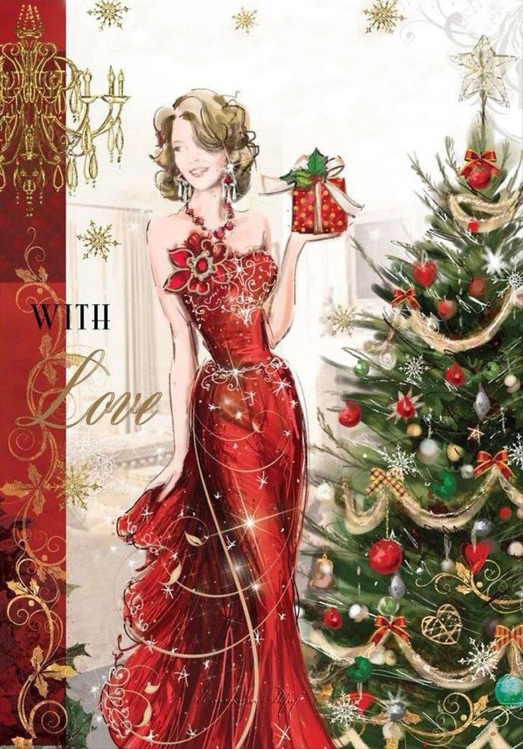 706 best Christmas Cards images on Pinterest
