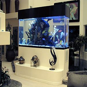 Home #Decor With Eye Catching Fish #Aquariums.