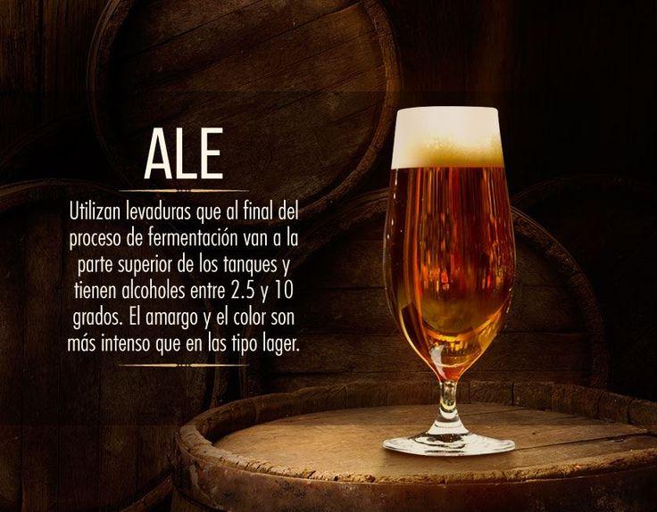 Cerveza Tipo Ale Bavaria