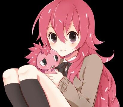 Flaky in anime and normal form