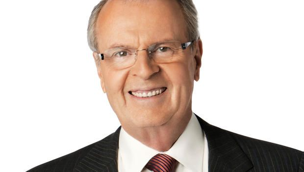 Charles Osgood - CBS News /  Watching Charles on Sunday Mornings over a cup of coffee is one of my favorite things to do.