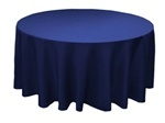 "90"" Round Tablecloths"