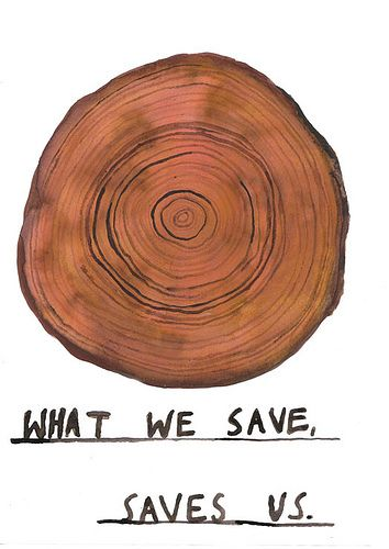 What we save saves us.: Life, Earth Befal, Save Save, Food For Thoughts, Reuse Recycled, Trees, Save Earth Quotes, Inspiration Quotes, Mothers Earth Quotes