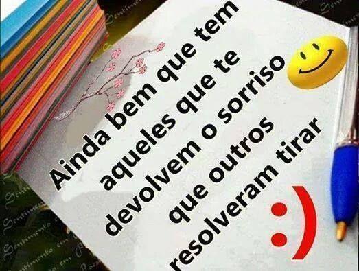 Post  #: AINDA BEM QUE EXISTEM PESSOAS  ASSIM ...