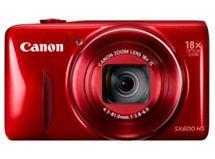 Cámara semiprofesional Canon SX600 $129.990