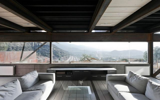 Shipping Container Architecture: Caterpillar House by Sebastián Irarrázaval