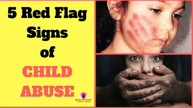 5 Red Flag Signs That Should Raise Your Suspicion For Child Abuse #ChildAbuse https://youtu.be/PFuBz3Z-jq0