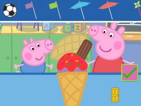 New app for kids - Peppa Pig's Sports Day for iPhone & iPad