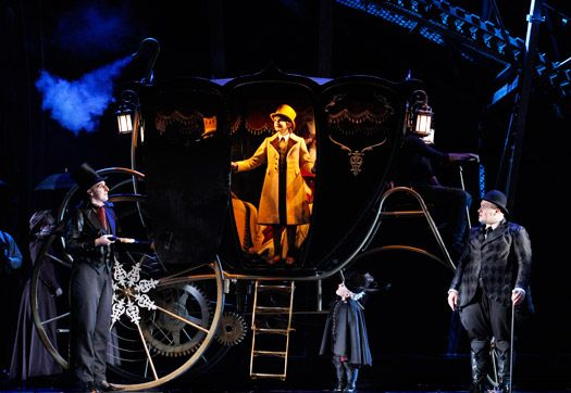 LIEBE STIRBT NIE | Musical in Hamburg | Operettenhaus | Tickets, Karten und Gutscheine