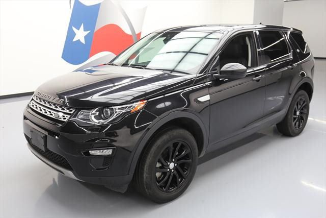 Nice Great 2016 Land Rover Discovery  2016 LAND ROVER DISCOVERY SPORT HSE AWD PANO NAV 25K MI #587449 Texas Direct 2017 2018 Check more at http://car24.ga/my-desires/great-2016-land-rover-discovery-2016-land-rover-discovery-sport-hse-awd-pano-nav-25k-mi-587449-texas-direct-2017-2018/