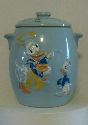 Disney Cookie Jars For Sale Simple 60 Best Cookie Jars Images On Pinterest Vintage Cookies Boxes