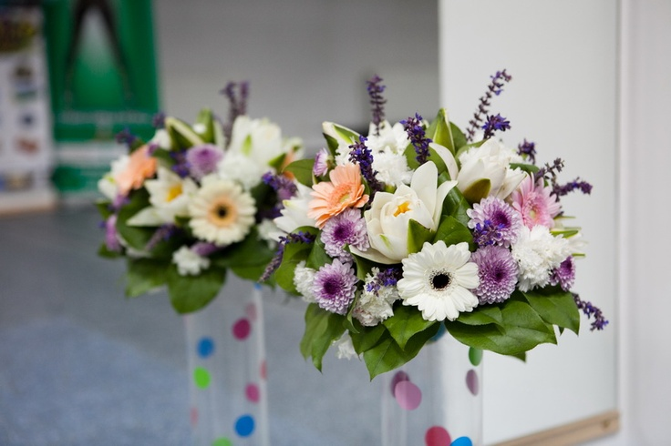 Decorul a fost oferit de Mihaela Gunta, reprezentant The wedding Company