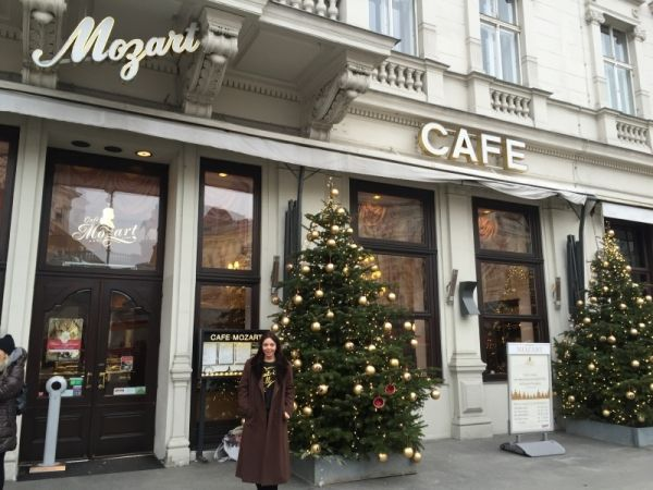 Kiwi Tells | Geziler, Viyana: Hotel Sacher