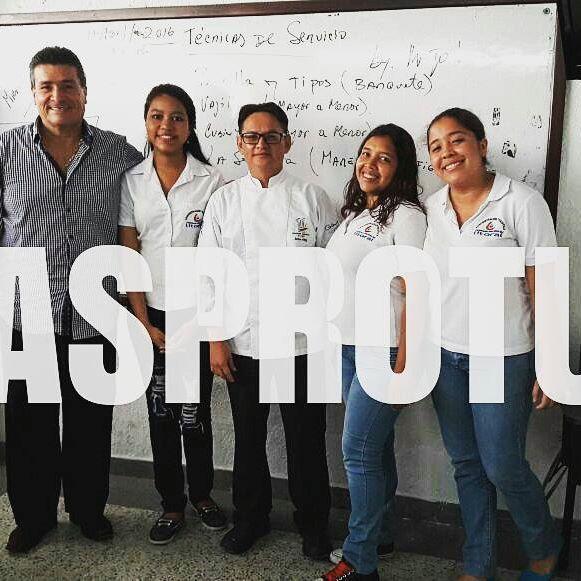 asproturi visita la universidad litoral para una charla motivacional a estudiantes de turismo