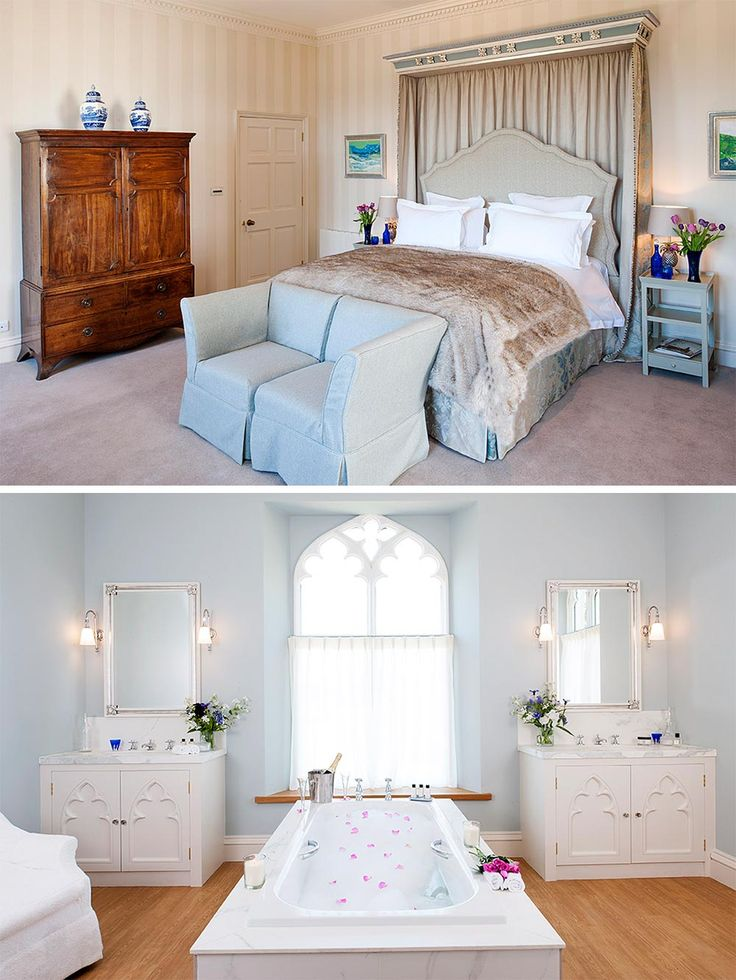 23 Beautiful Bridal Suites from Across the UK