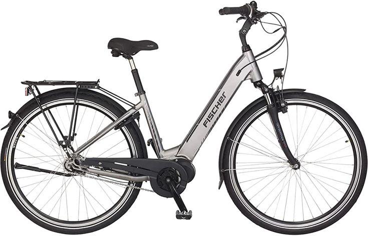 Fischer E Bike City Cita 4 In 2020 E Bike City Elektrofahrrad