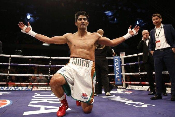 Vijender Singh next fight: Date, opponent, venue of Viju's first bout of 2017