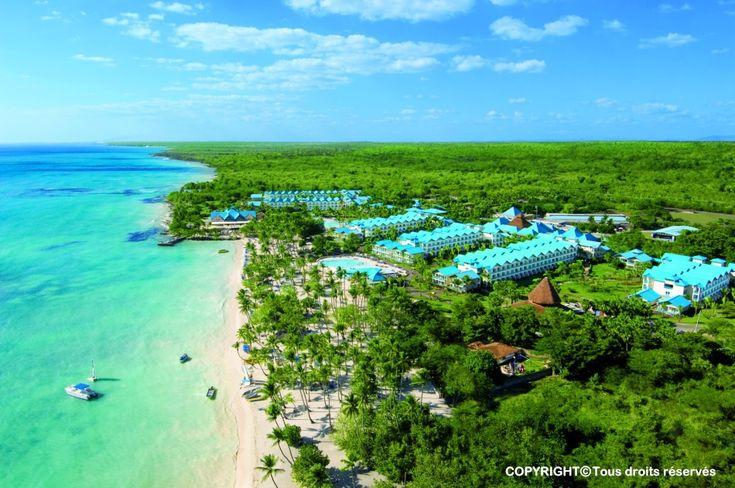 Séjour République Dominicaine Vacances Transat, promo séjour Dreams La Romana Resort & Spa prix Vacances Transat à partir de 1 270.00 €