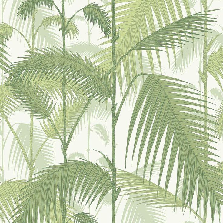 Papier+peint+Palm+Jungle