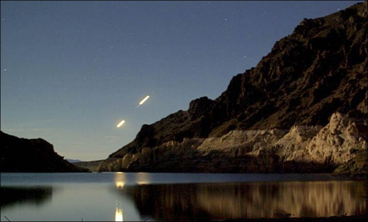 'Aliens and UFOs at world's deepest lake'