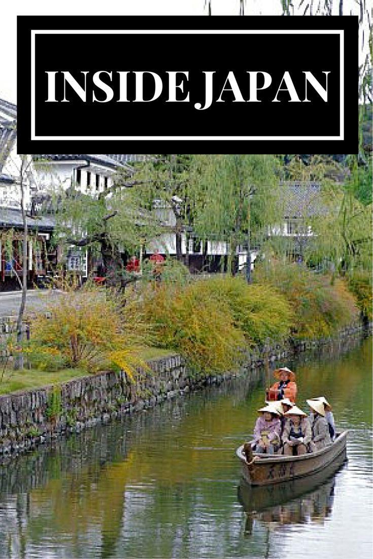 VIDEO: Inside Japan, Traveling Okayama and Kagawa