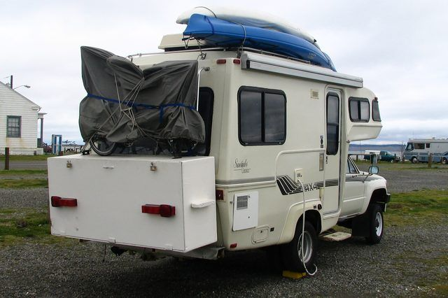 Types of Toyota Motorhomes (with Pictures) | eHow